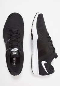 Nike Performance - CITY TRAINER 2 - Sports shoes - black/white - 1