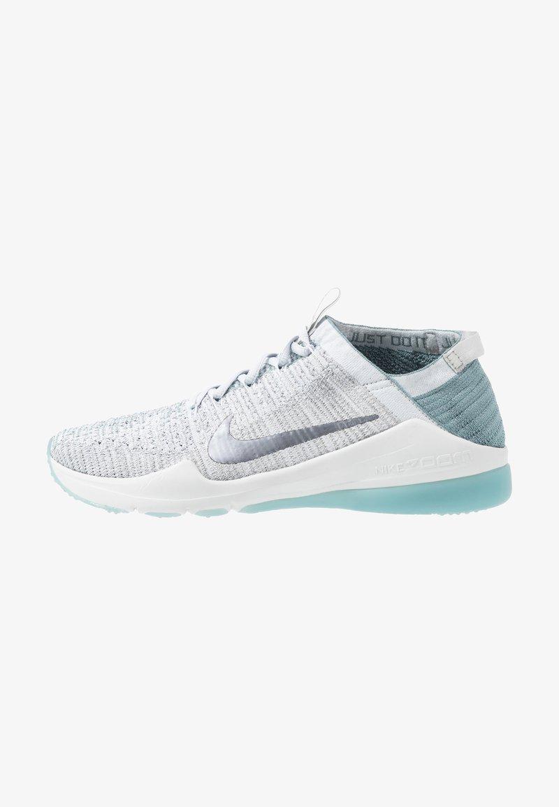 Nike Performance - AIR ZOOM FEARLESS FK 2 - Kuntoilukengät - ocean cube/metallic cool grey/aviator grey