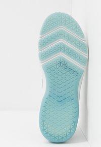Nike Performance - AIR ZOOM FEARLESS FK 2 - Scarpe da fitness - ocean cube/metallic cool grey/aviator grey - 4