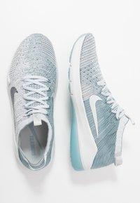 Nike Performance - AIR ZOOM FEARLESS FK 2 - Scarpe da fitness - ocean cube/metallic cool grey/aviator grey - 1