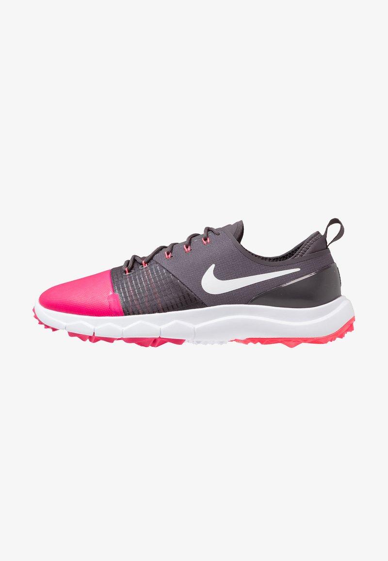 Nike Golf - FI IMPACT 3 - Golfschuh - racer pink/thunder grey/white