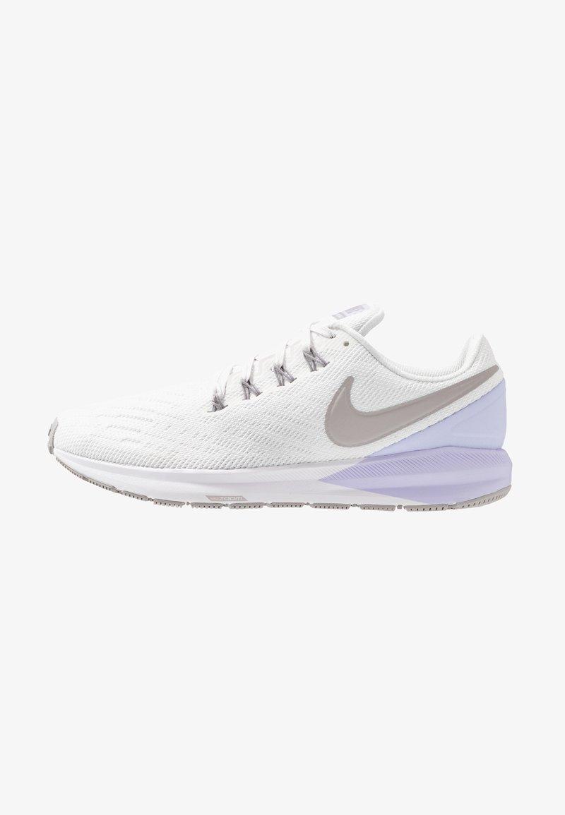 Nike Performance - AIR ZOOM STRUCTURE  - Laufschuh Stabilität - platinum tint/atmosphere grey/lavender mist/white