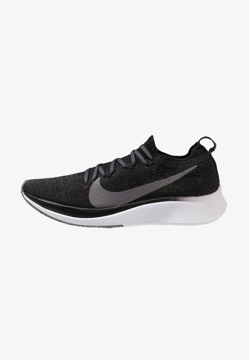 Nike Performance - ZOOM FLY FK - Neutrale løbesko - black/gunsmoke/white