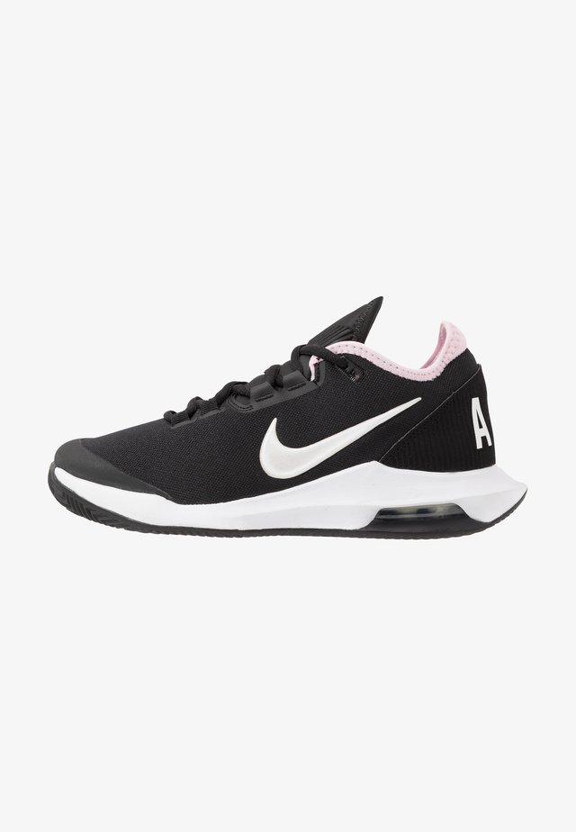 AIR MAX WILDCARD CLAY - Tennisschoenen voor kleibanen - black/white/pink foam