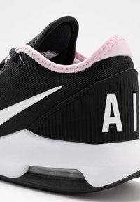 Nike Performance - AIR MAX WILDCARD - Multicourt tennis shoes - black/white/pink foam - 5