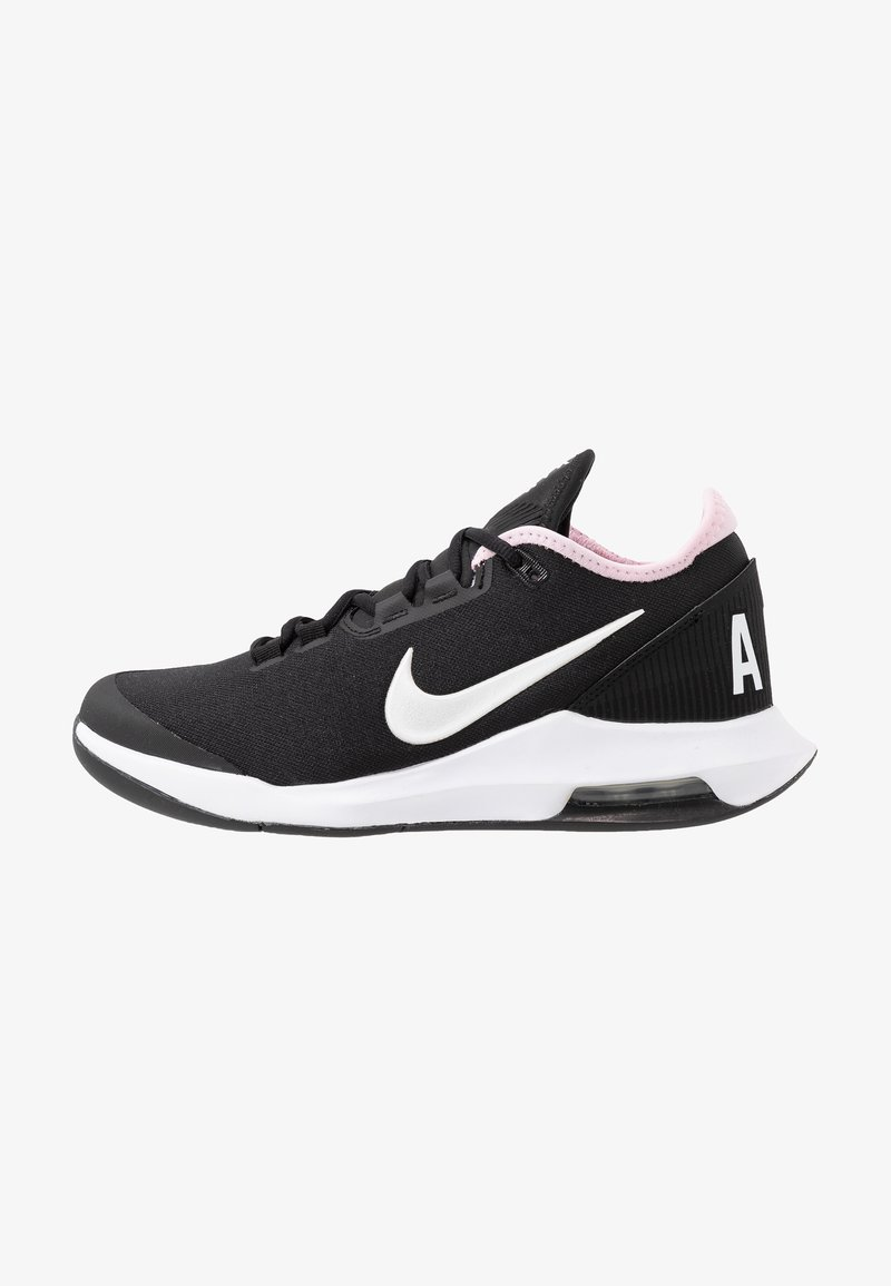Nike Performance - AIR MAX WILDCARD - Multicourt tennis shoes - black/white/pink foam