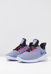 Nike Performance - RENEW RIVAL DAMEN - Juoksukenkä/neutraalit - iron purple/sapphire/black/indigo haze/palest purple/hyper pink - 2