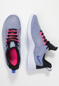 Nike Performance - RENEW RIVAL DAMEN - Juoksukenkä/neutraalit - iron purple/sapphire/black/indigo haze/palest purple/hyper pink - 1