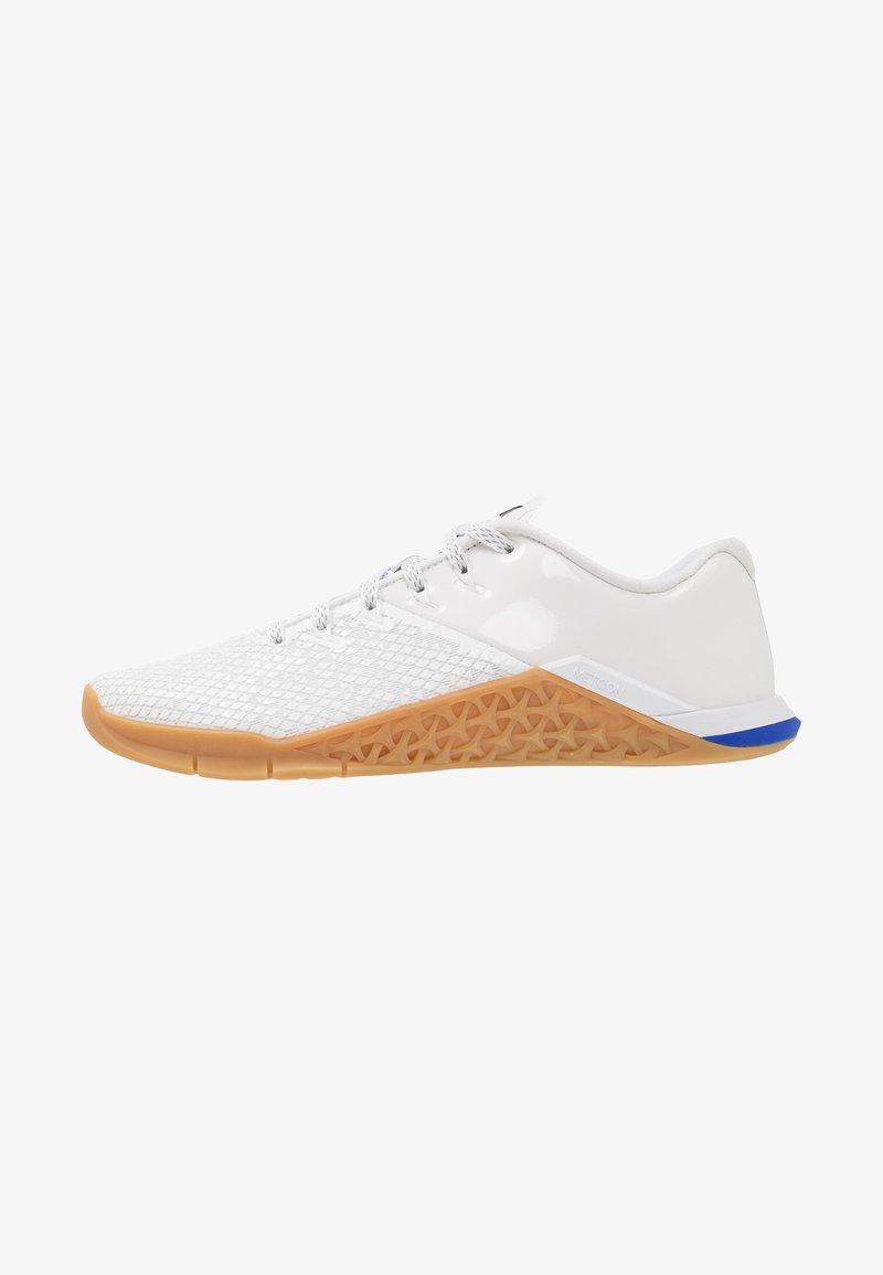 Nike Performance - METCON 4 XD X - Zapatillas de entrenamiento - white/medium brown
