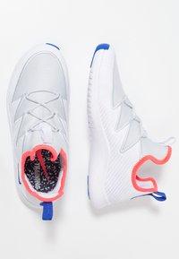 Nike Performance - HYPERFLORA FREE TR ULTRA - Sports shoes - white/racer blue/pure platinum/flash crimson/sail - 1