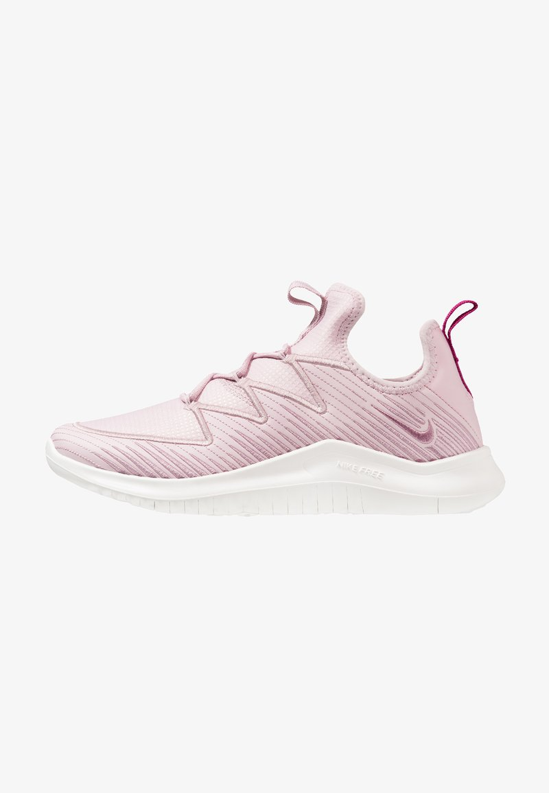 Nike Performance - HYPERFLORA FREE TR ULTRA - Sports shoes - plum chalk/plum dust/summit white/true berry