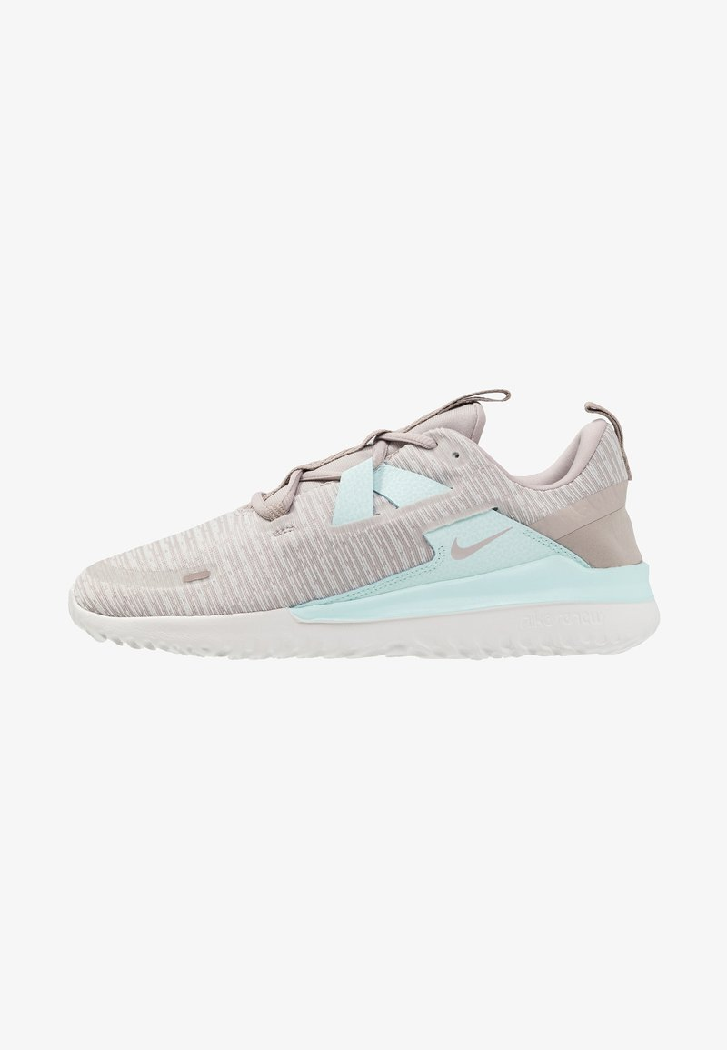Nike Performance - RENEW ARENA - Neutral running shoes - teal tint/moon particle/platinum tint