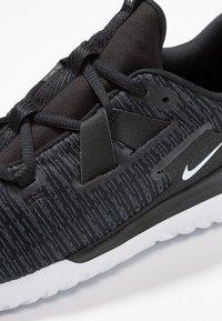 Nike Performance - RENEW ARENA - Juoksukenkä/neutraalit - black/white/anthracite - 5