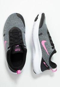 Nike Performance - FLEX EXPERIENCE RN 8 - Laufschuh Natural running - pure platinum/psychic pink/black/metallic dark grey/wolf grey/white - 1