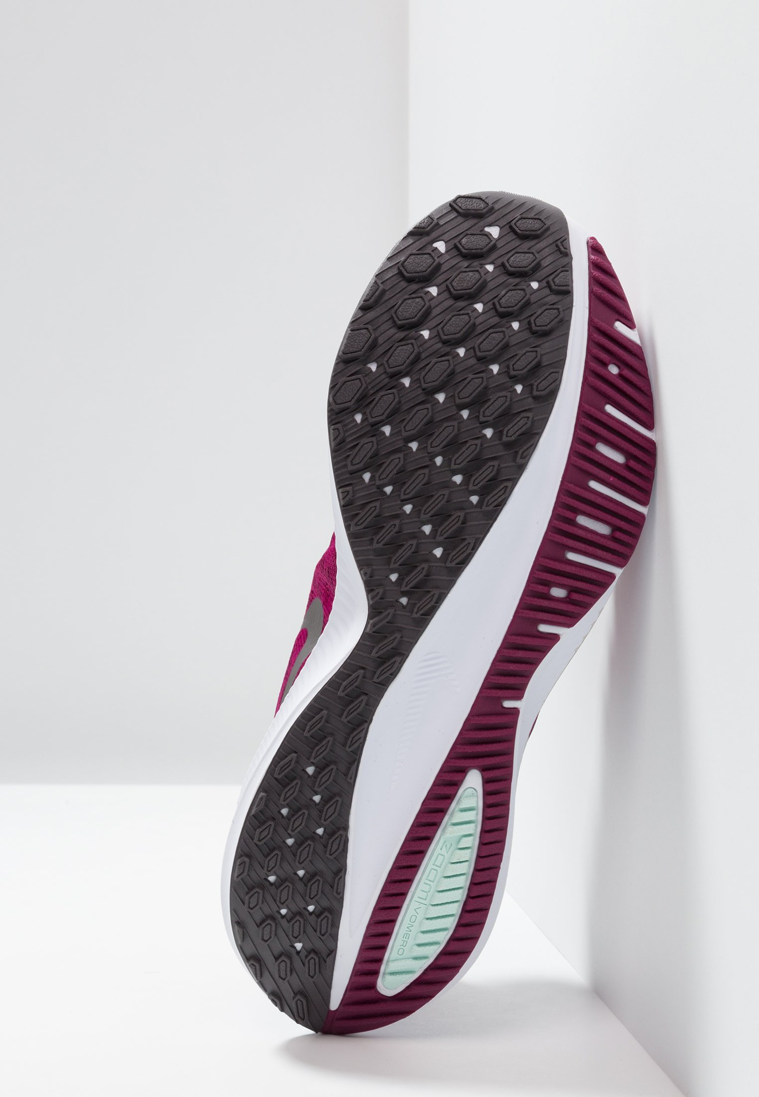 Nike Performance Air Zoom Vomero - Chaussures De Running Neutres True Berry/white/thunder Grey/teal Tint/white