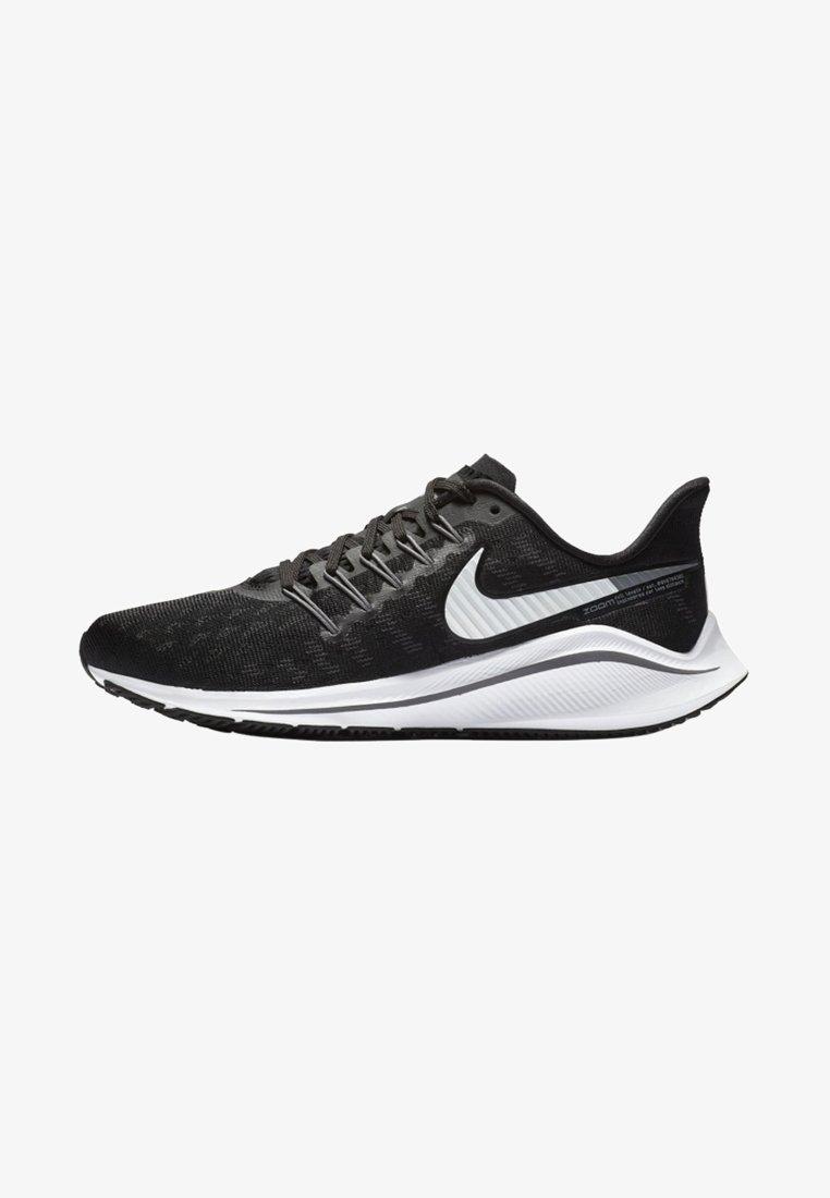 Nike Performance - AIR ZOOM VOMERO  - Laufschuh Neutral - black/dark grey/ white