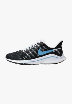 AIR ZOOM VOMERO  - Obuwie do biegania treningowe - black/light blue/half blue/white