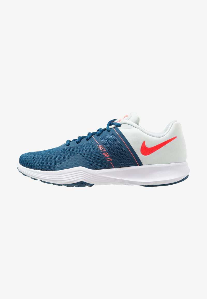 Nike Performance - CITY TRAINER 2 - Trainings-/Fitnessschuh - barely grey/bright crimson/white/blue force