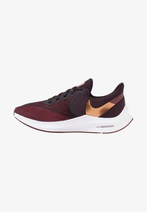 ZOOM WINFLO - Obuwie do biegania treningowe - burgundy ash/metallic copper/team red