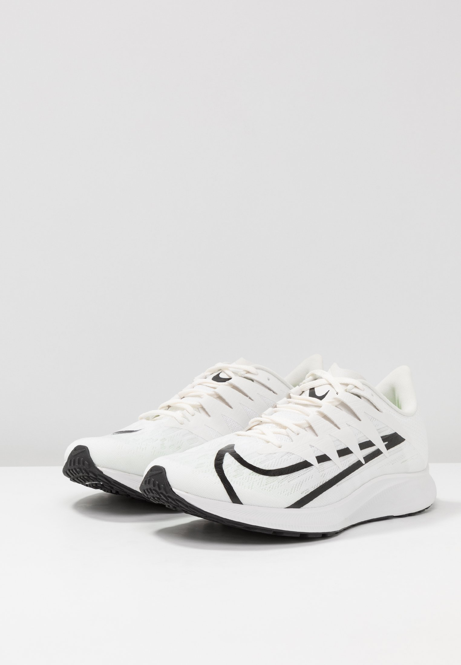 Nike Performance Zoom Rival Fly - Chaussures De Running Neutres White/black/platinum Tint