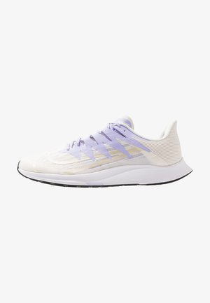 ZOOM RIVAL FLY - Obuwie do biegania treningowe - phantom/metallic cashmere/purple agate/white