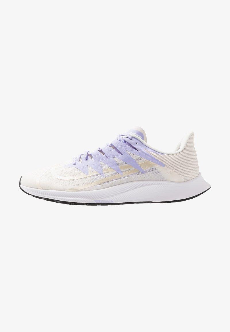 Nike Performance - ZOOM RIVAL FLY - Juoksukenkä/neutraalit - phantom/metallic cashmere/purple agate/white