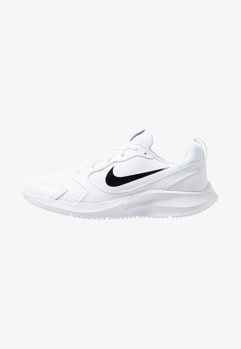 Nike Performance - TODOS - Juoksukenkä/neutraalit - white/black