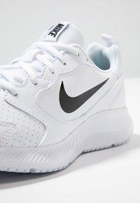 Nike Performance - TODOS - Scarpe running neutre - white/black - 5