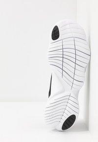 Nike Performance - FREE RN 5.0 - Minimalist running shoes - black/vivid purple/valerian blue - 4