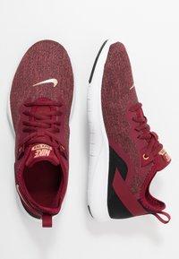 Nike Performance - FLEX - Tenisky - team red/metallic copper/black/white - 1