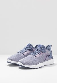 Nike Performance - FLEX - Sneakers - stellar indigo/sanded purple - 2