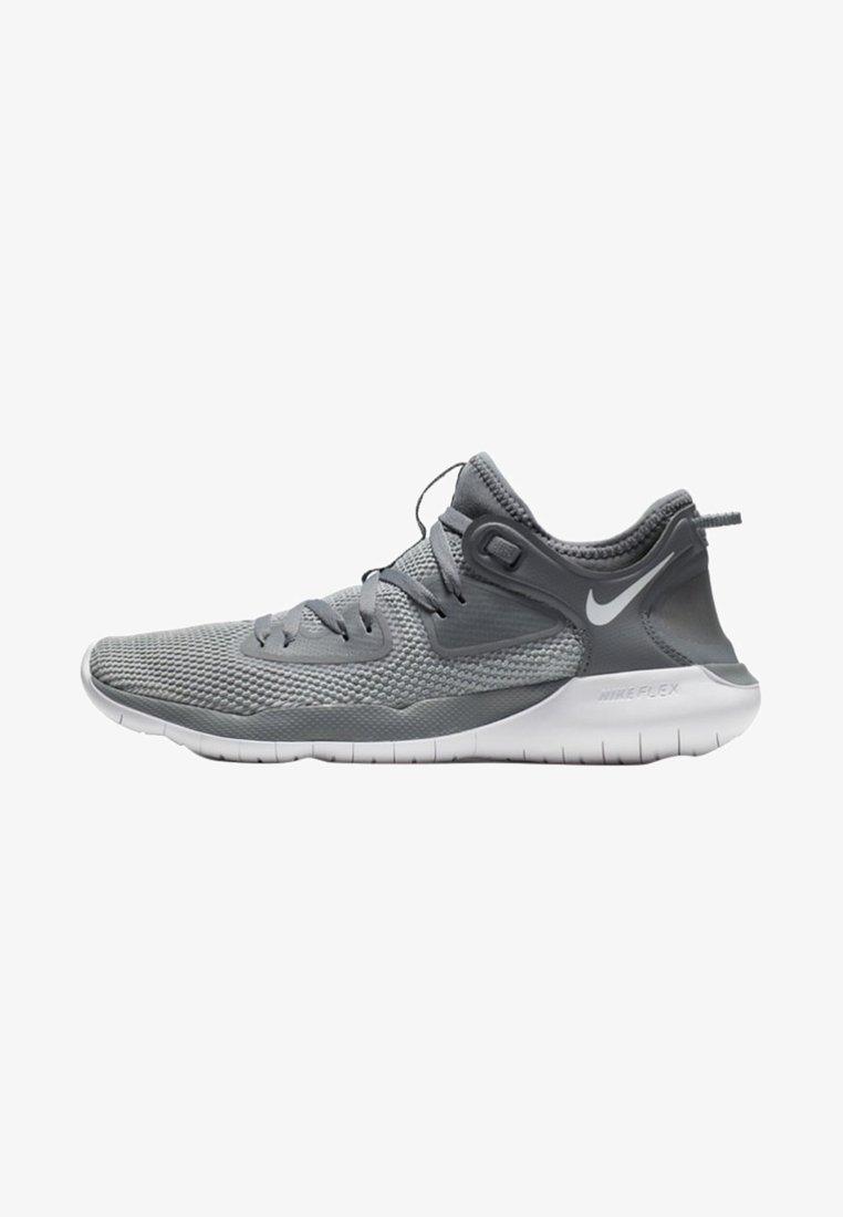 Nike Performance - FLEX 2019 RN - Laufschuh Neutral - light grey