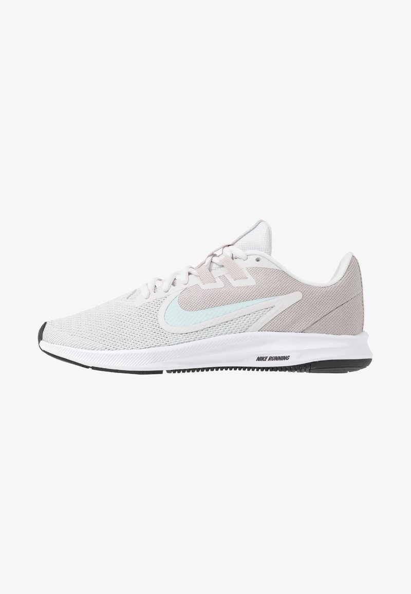 Nike Performance - DOWNSHIFTER  - Obuwie do biegania treningowe - platinum tint/teal tint/moon particle