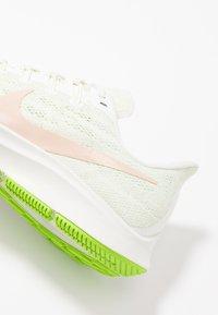 Nike Performance - AIR ZOOM PEGASUS 36 - Stabilty running shoes - phantom/beige/barely volt - 6
