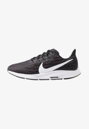AIR ZOOM PEGASUS 36 - Chaussures de running stables - black/white/thunder grey