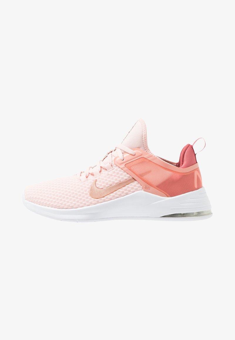 Nike Performance - AIR MAX BELLA TR 2 - Kuntoilukengät - light redwood/pink quartz/light soft pink