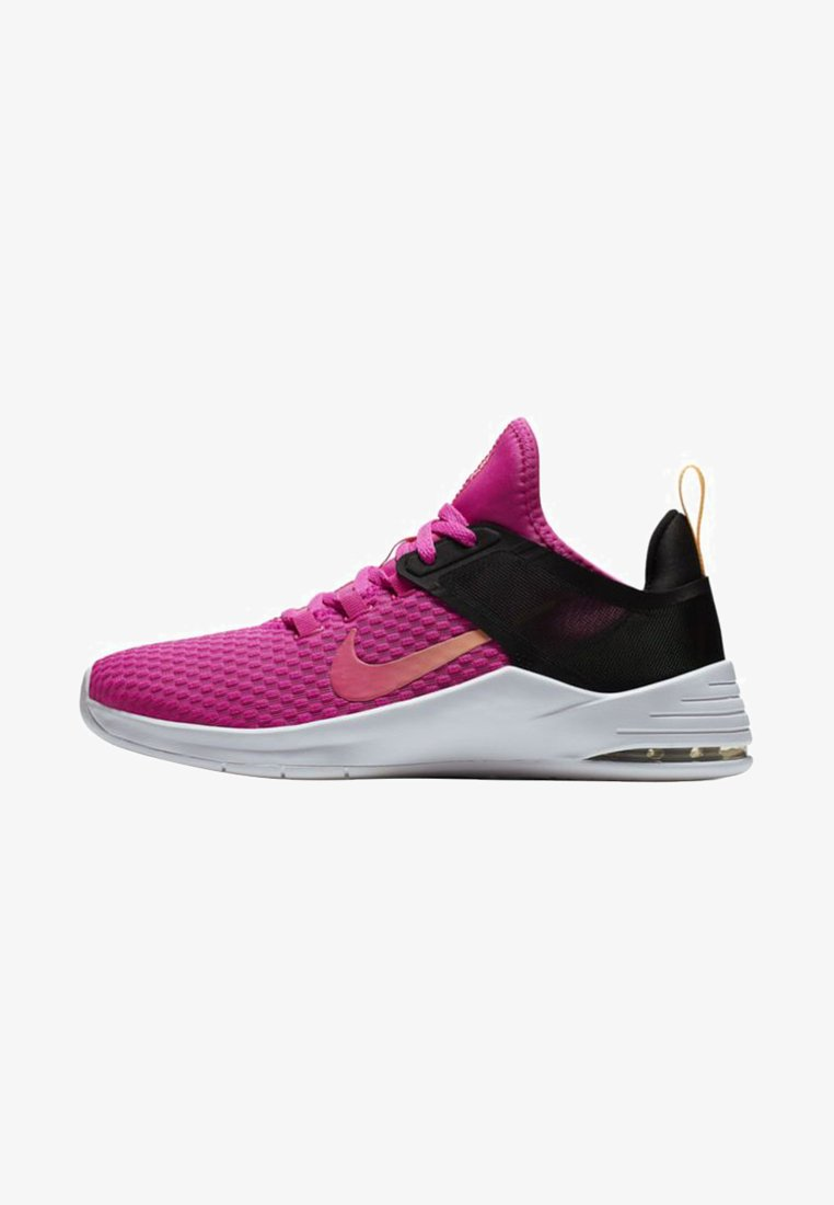 Nike Performance - AIR MAX BELLA TR 2 - Sports shoes - laser fuchsia/melon tint/black