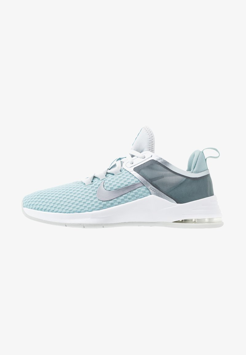 Nike Performance - AIR MAX BELLA TR 2 - Zapatillas de entrenamiento - ocean cube/metallic cool grey/pure platinum