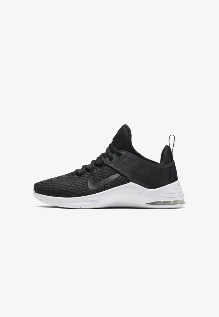 Nike Performance - AIR MAX BELLA TR 2 - Sports shoes - black/white
