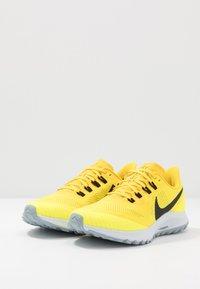 Nike Performance - AIR ZOOM PEGASUS 36 TRAIL - Zapatillas de trail running - opti yellow/black-speed yellow-lemon venom-obsidian mist-aura - 2