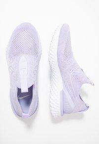 Nike Performance - EPIC PHANTOM REACT - Juoksukenkä/neutraalit - lavender mist/white - 1
