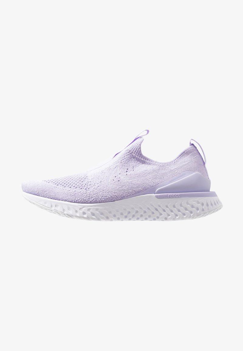 Nike Performance - EPIC PHANTOM REACT - Juoksukenkä/neutraalit - lavender mist/white