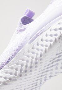 Nike Performance - EPIC PHANTOM REACT - Juoksukenkä/neutraalit - lavender mist/white - 5