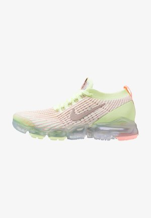AIR VAPORMAX FLYKNIT 3 - Nøytrale løpesko - barely volt/diffused taupe/pink tint