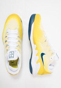 Nike Performance - AIR ZOOM VAPOR X - Allcourt tennissko - opti yellow/valerian blue/bright citron - 1