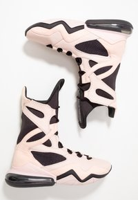 Nike Performance - AIR MAX BOX - Sportschoenen - oil grey/echo pink/anthracite - 1