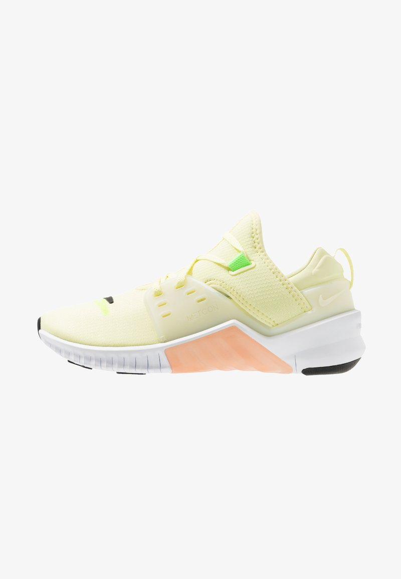 Nike Performance - FREE METCON 2 AMP - Sports shoes - luminous green/black/white/orange trance/electric green