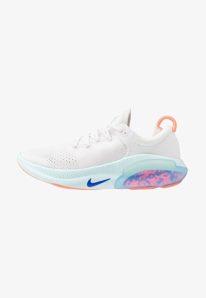 Nike Performance - JOYRIDE RUN - Hardloopschoenen neutraal - white/racer blue/platinum tint/bright mango/aurora green/teal tint