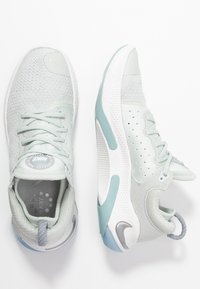 Nike Performance - JOYRIDE RUN - Chaussures de running neutres - light silver/metallic silver/ocean cube - 1