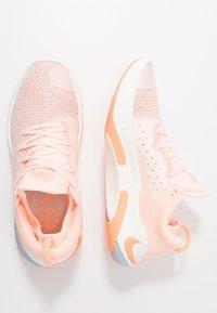 Nike Performance - JOYRIDE RUN - Juoksukenkä/neutraalit - sunset tint/orange pulse/pink quartz/crimson tint/sail - 1